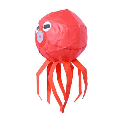 紙風船 蛸(たこ)
