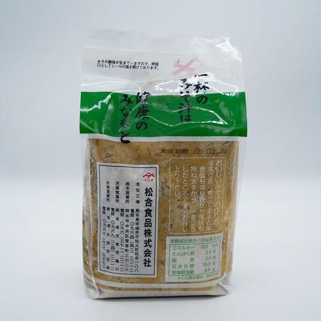 松合食品 生みそ麦粒 1kg