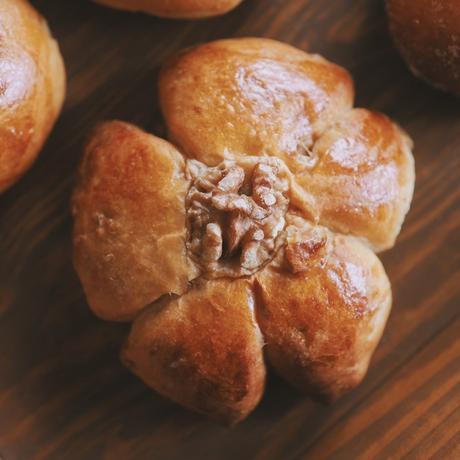 [ろくキッチンのパン祭り!]お得だね!パン7個の詰め合わせ