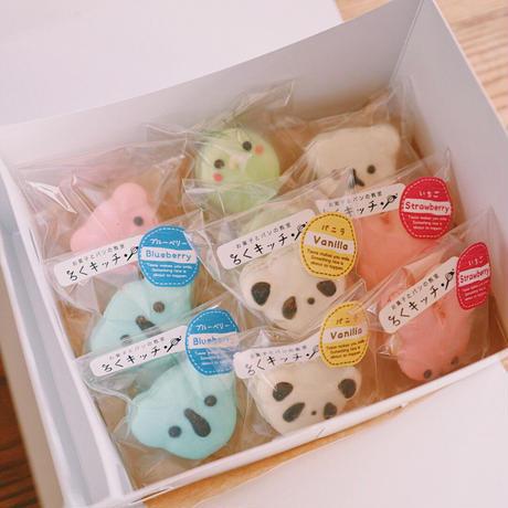 マカロン詰め合わせ[10個入り]【予約商品〜2週間以内に発送〜】