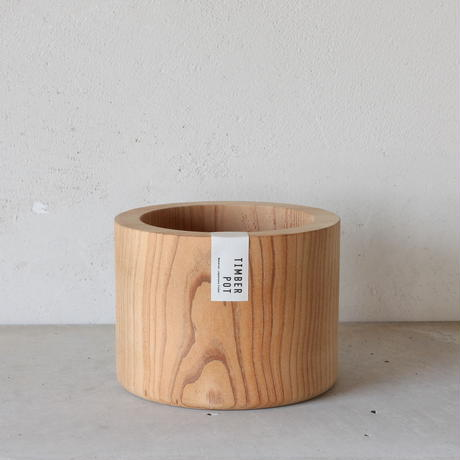 TIMBER POT TUTU NO.4