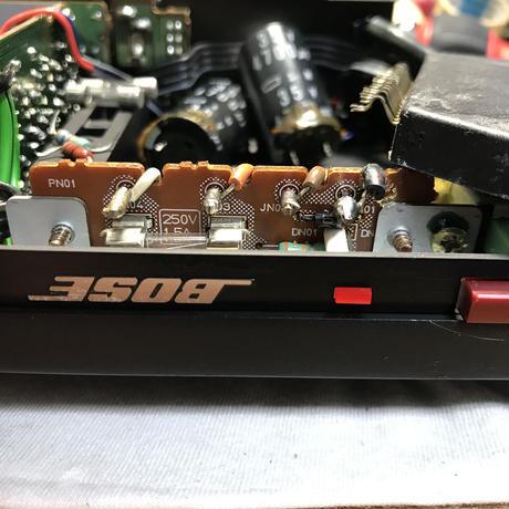 BOSE1701 パワーアンプ 59F170449