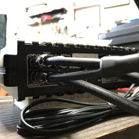 ステレオミニプラグ3.5mm to RCAプラグ変換ケーブル