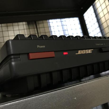 BOSE1701 パワーアンプ 47F060919