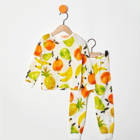フルーツ パジャマ (夏用)