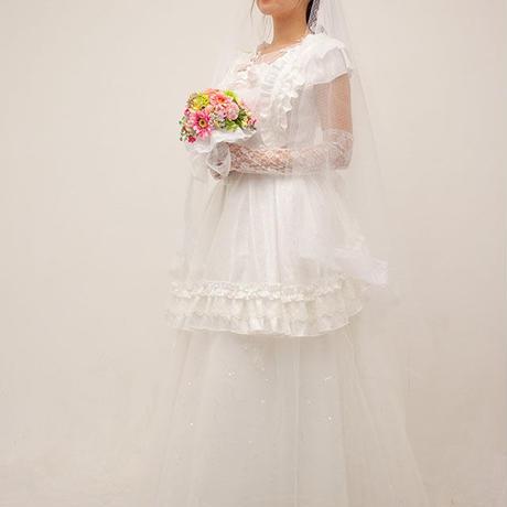 花嫁様のウェディングエプロン