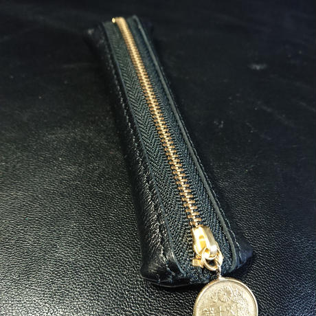 古銭ファスナー 棒型小銭入れ