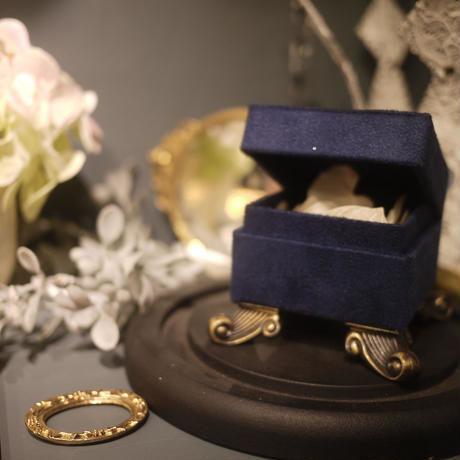 猫足 jewelry box