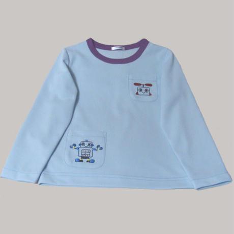 幼児用長袖Tシャツ