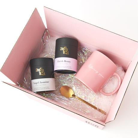 【GIFT BOX】お茶会マグカップセット