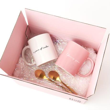 【GIFT BOX】お祝いマグカップセット