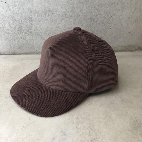 CORDUROY 5PANEL CAP