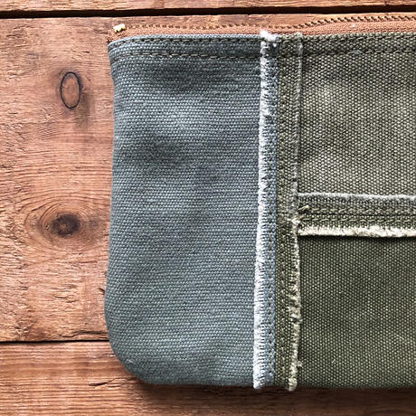 Patchwork  pouch#1
