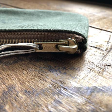Vintage canvas pouch (059)
