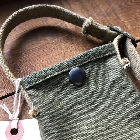 Vintage canvas mini bag #5
