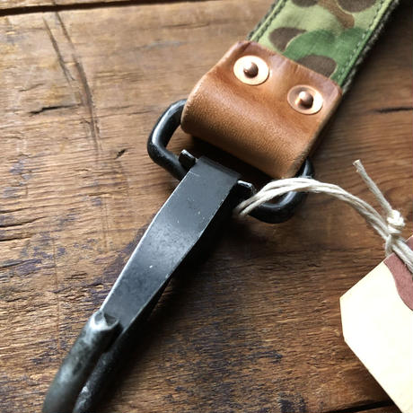 Camouflage fabric  Key ring Long #2