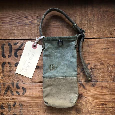 Vintage canvas mini bag #6