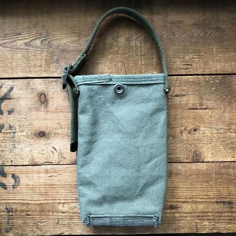 Vintage canvas mini bag #3
