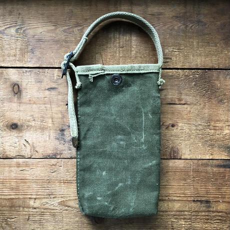 Vintage canvas mini bag #4