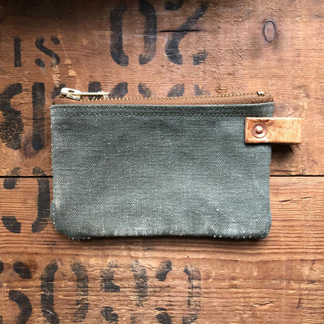 1980's USAF canvas pouch