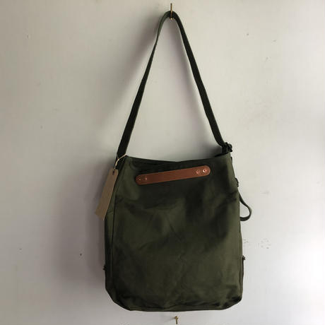 #1054 1960's USMC field cargo pack modified type2