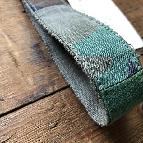 Camouflage fabric  Key ring Long #1