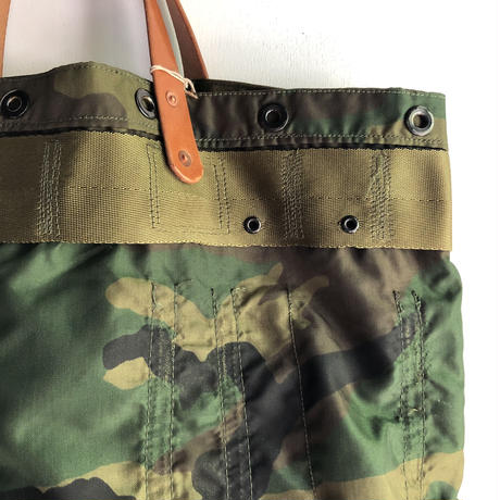 #917 1980's ALICE pack custom tote woodland
