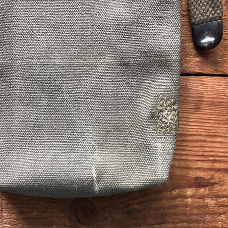 Vintage canvas mini bag #2