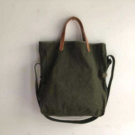 #821 1960's USMC field cargo pack modified