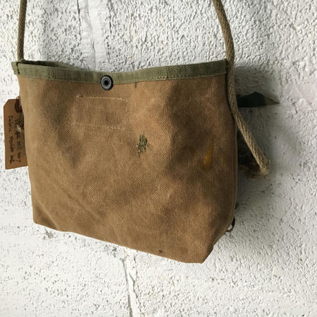 #337 Ghillie shoulder bag