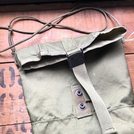 1970's ALICE Pocket Sacoche olive green