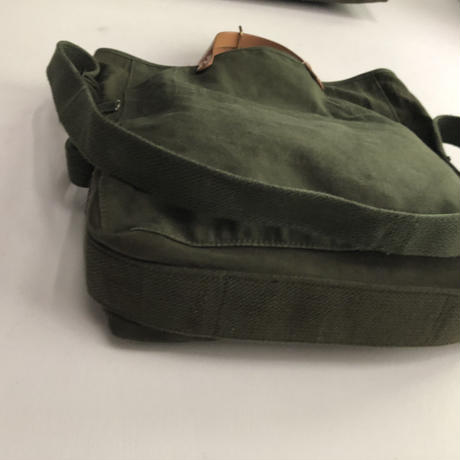 #1053 1960's USMC field cargo pack modified