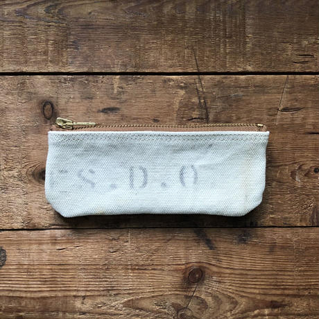 1940's USN canvas pouch