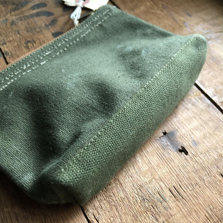 1960's canvas pouch (35)