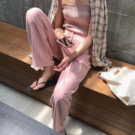 【即納】4color: Color Tack Trousers  90163  送料無料