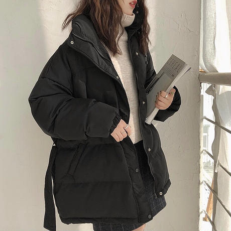3color : Waist Belt Eco Down Jacket 90269 送料無料