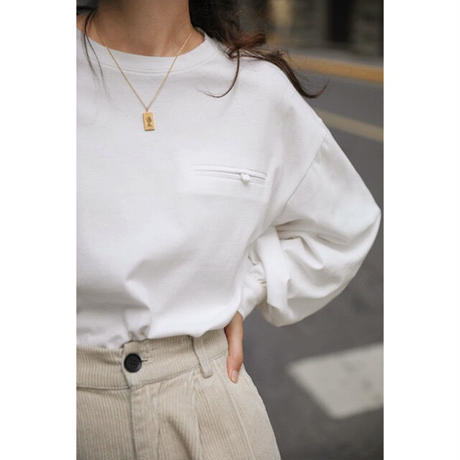 Shirts design Long T 90285 送料無料