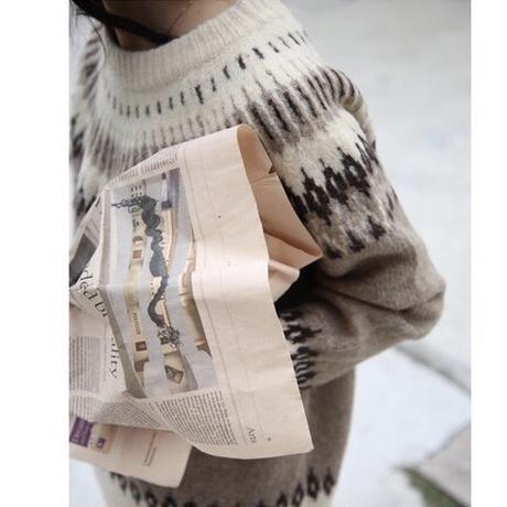 ■再販■Nordic Knit 90069 送料無料
