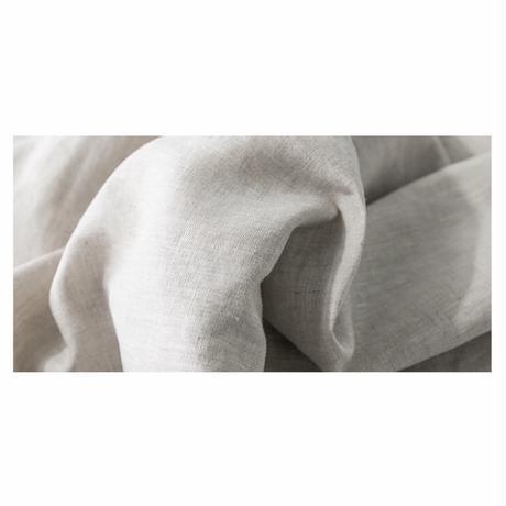 Linen Frontbutton Belt Skirt 120    送料無料