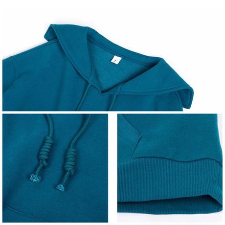 2color : Sailor collar Pullover 154 送料無料