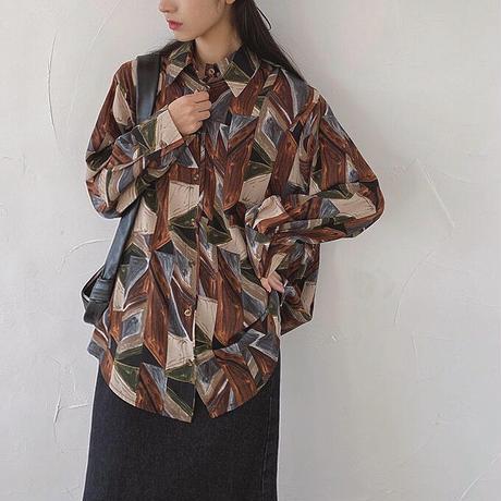 Vintage Design Shirts  90221 送料無料