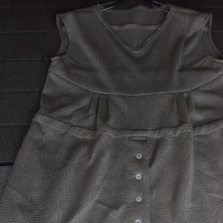 "Hankes ""Daily use cutsew dress"""