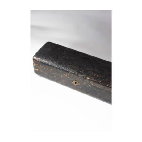 British early 20th victorian jewelry box