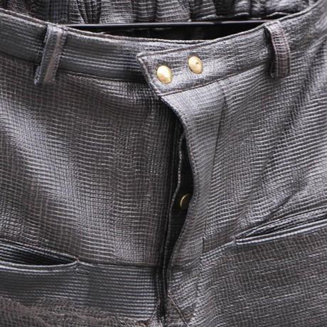 """jobi fret roop """"twisted net filming jersey trouser"""