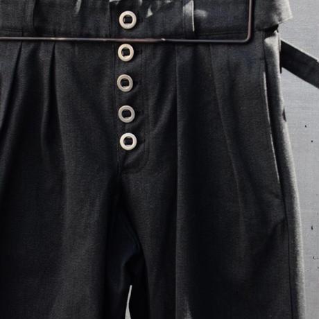 "WILDFRÄULEIN ""Double face work trouser"""