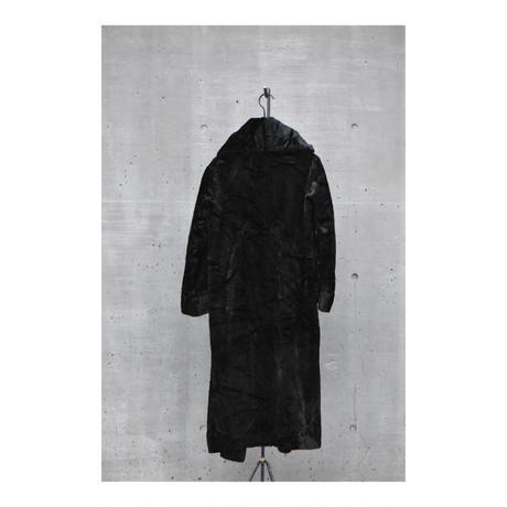 """vintage archives """"American 1920's-30's velvet coat"""""""