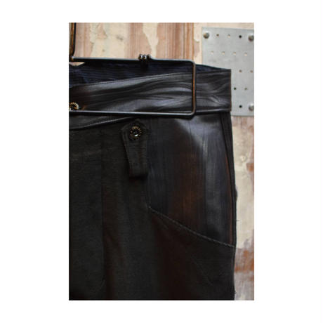 """WILDFRÄULEIN71 """"solid jersey cropped trouser"""""""