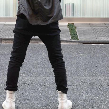 "WILDFRÄULEIN71 ""chino and denim skiny sarouel trouser"" 3valuation"