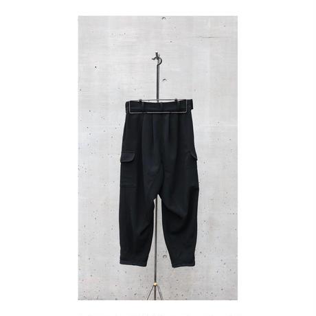 "WILDFRÄULEIN71 2020-21 f/w ""tattuke sarouel pants"" vintage fabric ver."