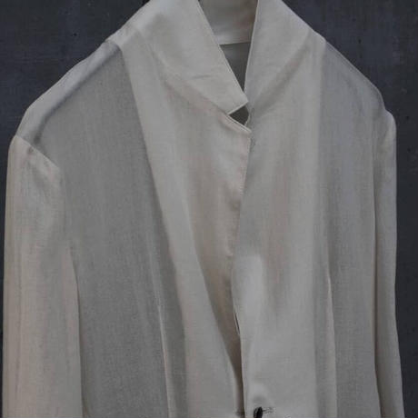 "WILDFRÄULEIN ""gauze tailored jacket"""